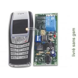 COMMANDE A DISTANCE PAR GSM