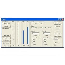 CARTE INTERFACE USB D'EXPERIMENTATION