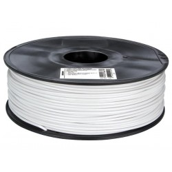 FIL ABS - 3 mm - BLANC - 1 kg