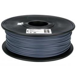 FIL PLA 3 mm - GRIS - 1 kg