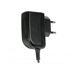 CHARGEUR COMPACT AVEC CONNEXION MICRO USB 5V-500mA