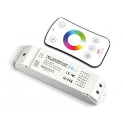 CONTROLEUR LED RGBW - AVEC TELECOMMANDE RF