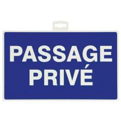 TALIAPLAST - PANNEAU - PASSAGE PRIVE
