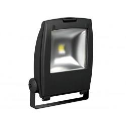 PROJECTEUR LED PROFESSIONNEL POUR L'EXTERIEUR - 50 W EPISTAR CHIP - 3800 K - NOIR