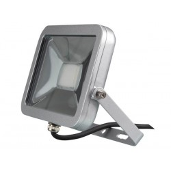 PROJECTEUR LED DESIGN - 20 W. BLANC FROID