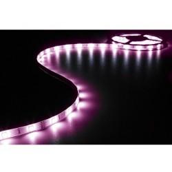 RUBAN A LED FLEXIBLE. CONTROLEUR ET ALIMENTATION - RVB - 90 LED - 3 m - 12 VDC