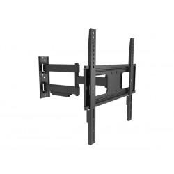 SUPPORT MURAL TV - 32 -55 (81-140cm) - max. 40kg - POUR ECRAN INCURVE & PLAT - INCLINABLE