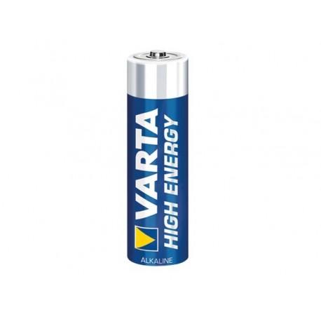 ALCALINE AA / LR6 HIGH ENERGY 1.5V-2600mAh 4906.801.354 (4 pcs/film retractable)