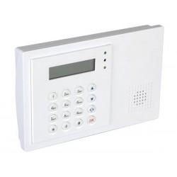 SYSTEME D'ALARME SANS FIL AVEC MODULE GSM - 868.6375 MHz