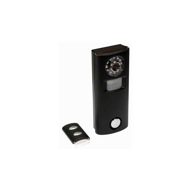 ham202 alarme pir avec camera et telecommande sans f. Black Bedroom Furniture Sets. Home Design Ideas