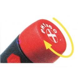 WIHA - TOURNEVIS A DOUILLE SIX PANS PICOFINISH - 3.0 x 60mm - 265P