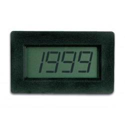 AFFICHEUR LCD ECONOMIQUE 3 1/2 DIGITS