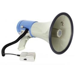MEGAPHONE AVEC SLOT POUR CARTE SD et USB - 25W