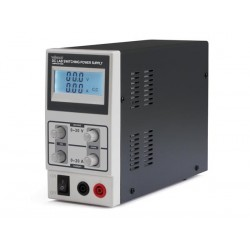 ALIMENTATION A DECOUPAGE DC LAB 0-30 VCC / 0-10 A MAX AVEC ECRAN LCD
