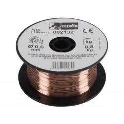 TELWIN - BOBINE DE FIL - FER - 0.6 mm - 800 g