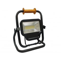 PROJECTEUR DE CHANTIER PORTABLE A LED - LED DE 50 W - 4000 K