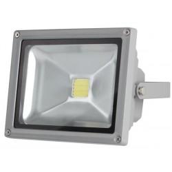 PROJECTEUR LED D'EXTERIEUR - PUCE EPISTAR 20 W - 3000 K