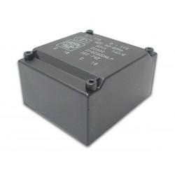 TRANSFORMATEUR BAS PROFIL 6VA 2 x 12V / 2 x 0.250A