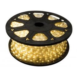 FLEXIBLE LUMINEUX A LED - BLANC CHAUD - 45 m