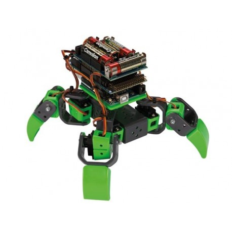 ROBOT ARDUINO ALLBOT® A 4 PATTES