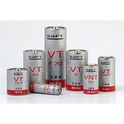SAFT ACCUS N-CD 1V2 1600/1700mAh COSSES