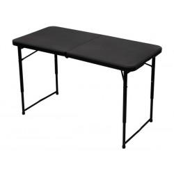 TABLE DE CAMPING PLIANTE avec HAUTEUR REGLABLE