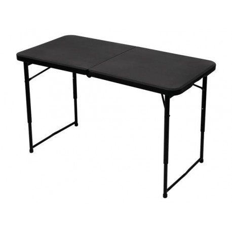 fp100 table de camping pliante avec hauteur reglabl. Black Bedroom Furniture Sets. Home Design Ideas