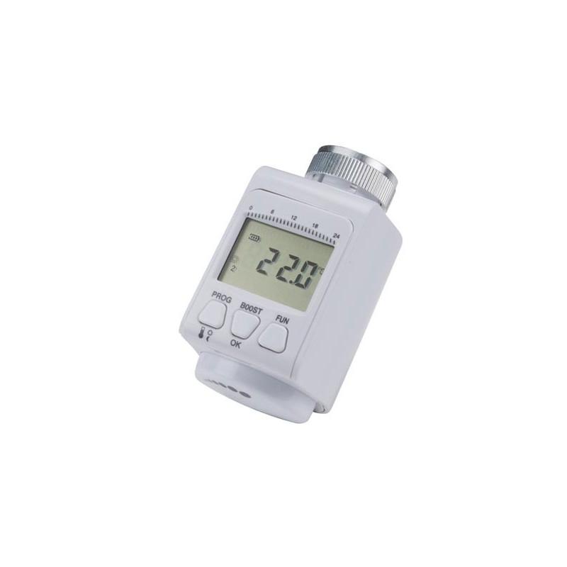 drt1 thermostat numerique pour radiateur. Black Bedroom Furniture Sets. Home Design Ideas